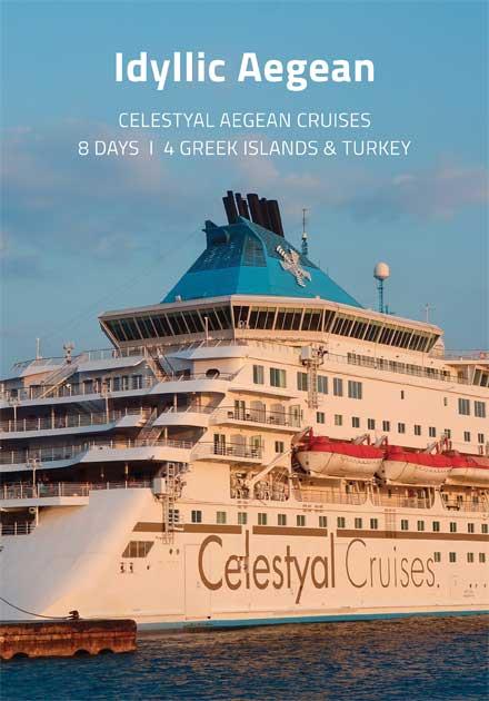 Celestyal Cruises - Idyllic Aegean - M/V Crystal