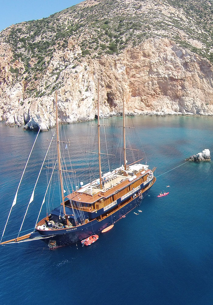 Variety Cruises- M/S Galileo
