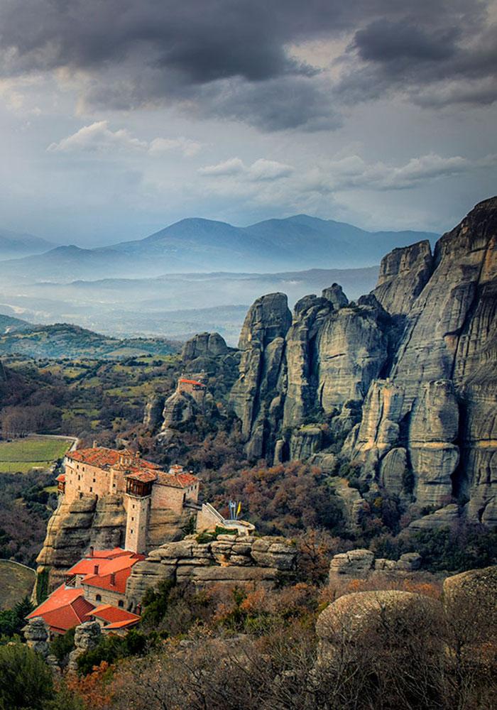 Meteora, Kalambaka, Greece