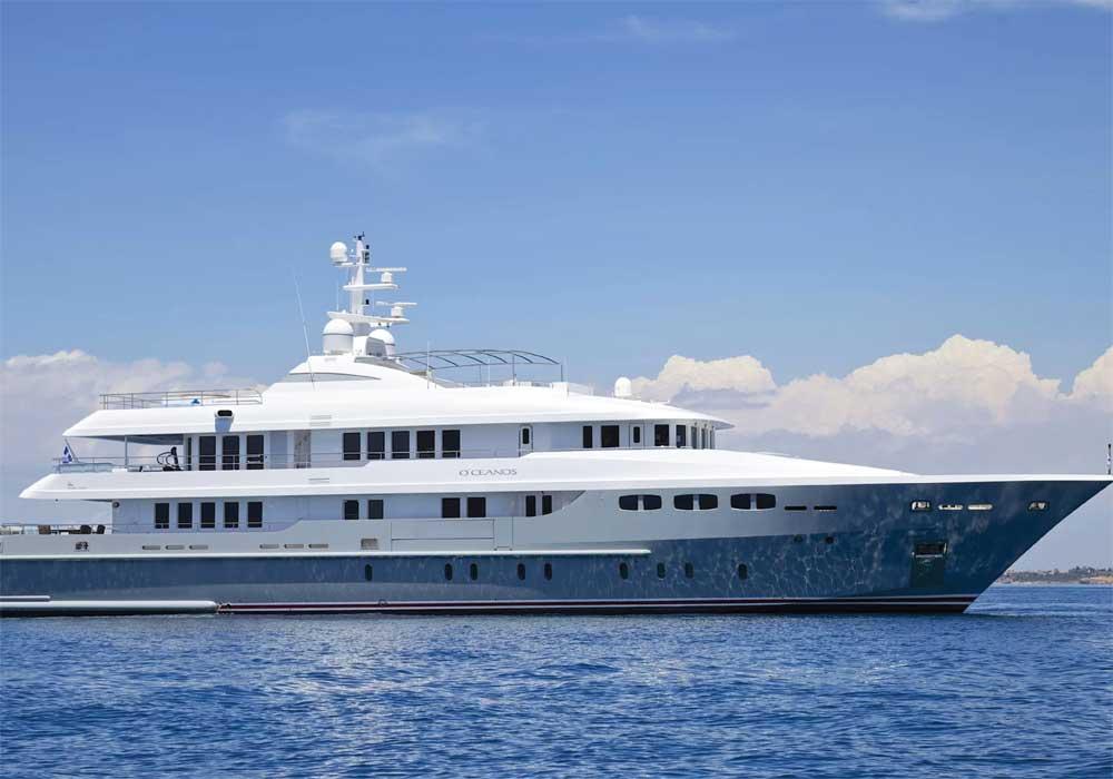 M/Y O'Ceanos - Cruises in Greek islands