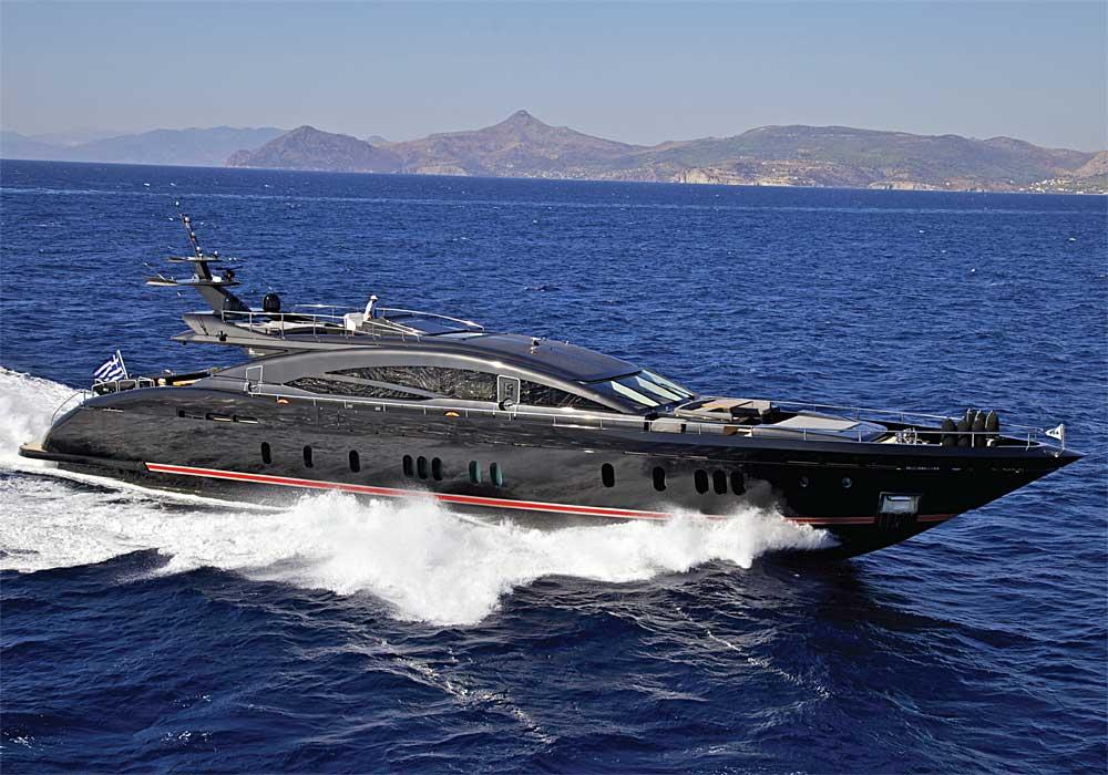 M/Y O' Pati- Cruises in Greek islands