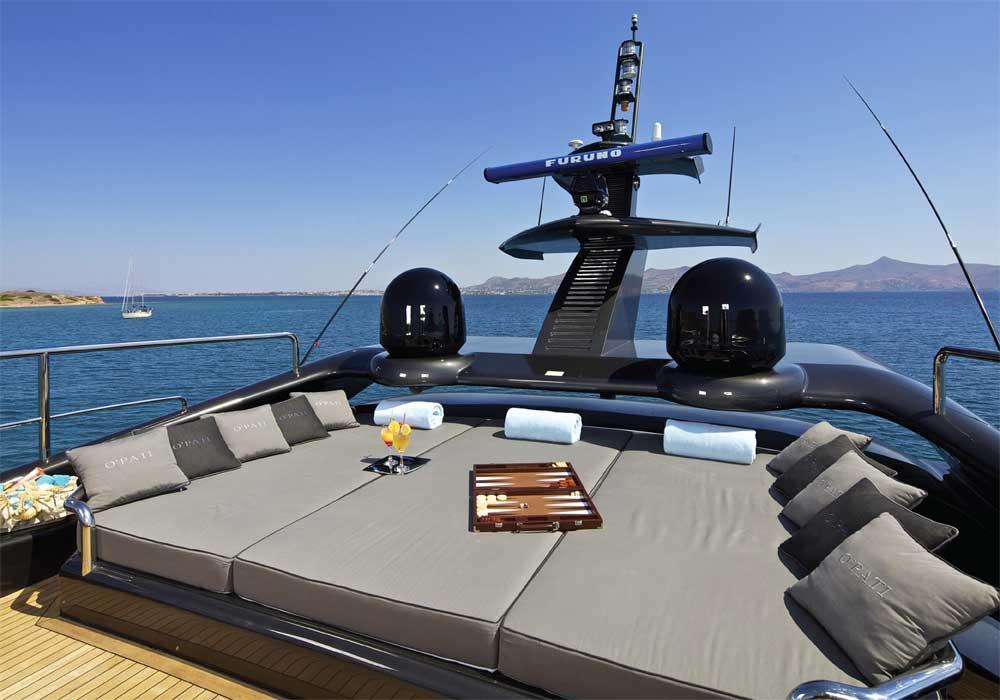 M/Y O'Pati- Cruises in Greek islands