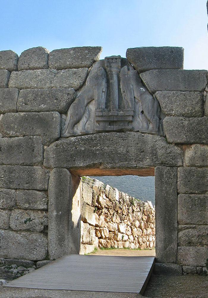 Argolis, Mycenae
