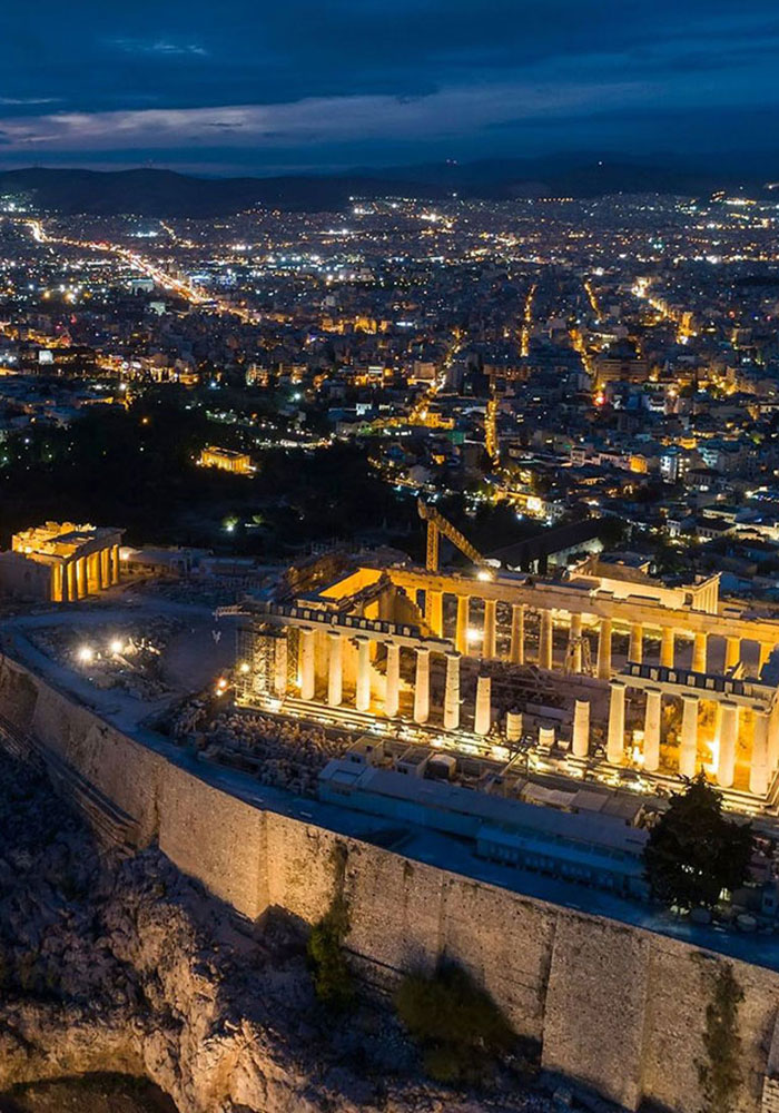 Holidays in Athens Greece