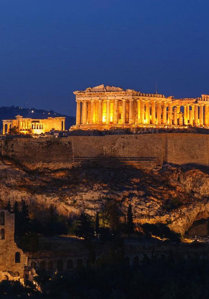 Aegean Dreams Tour 01 Greece