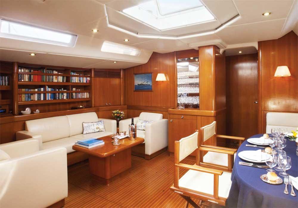 S/Y Callisto Cruises in the Greek islands