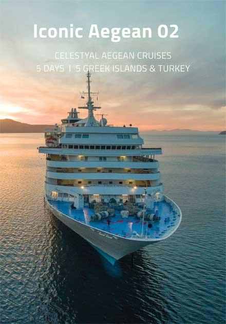 Celestyal Cruises - Iconic Aegean 2 - M/V Olympia