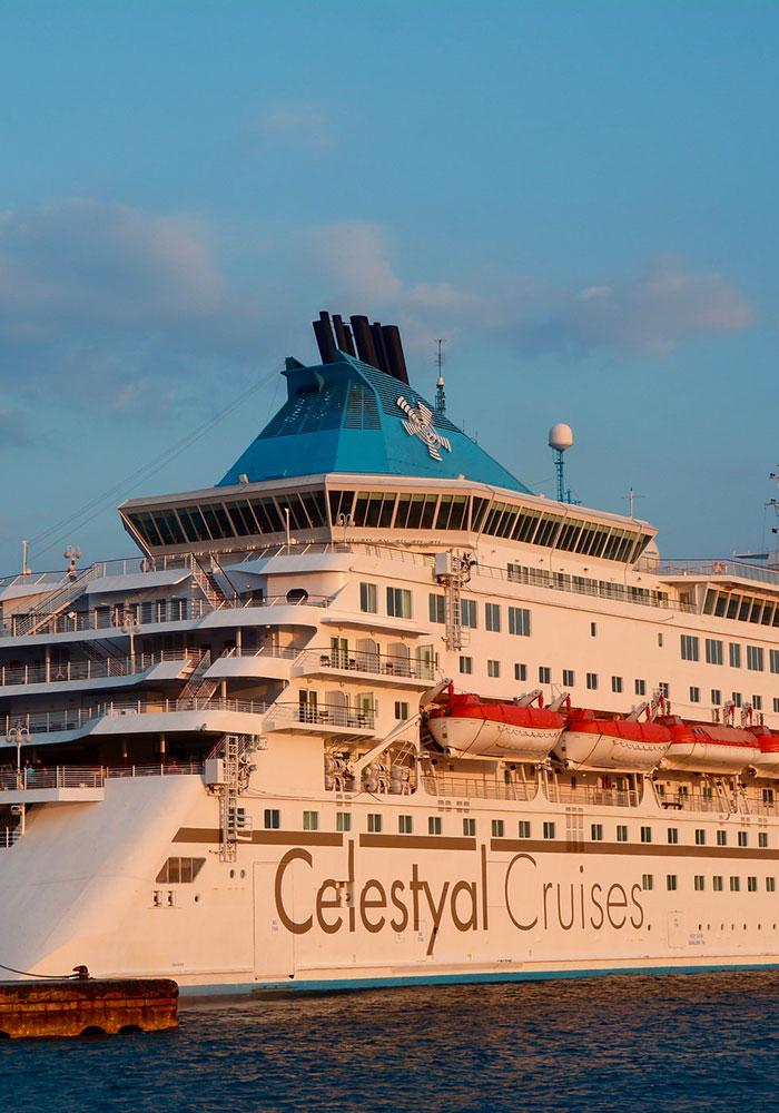 Celestyal Cruises - M/S Crystal