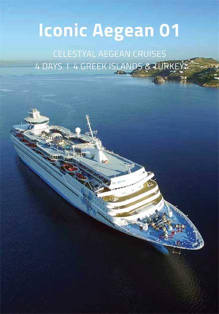 Celestyal Cruises - Iconic Aegean 1 - M/V Olympia