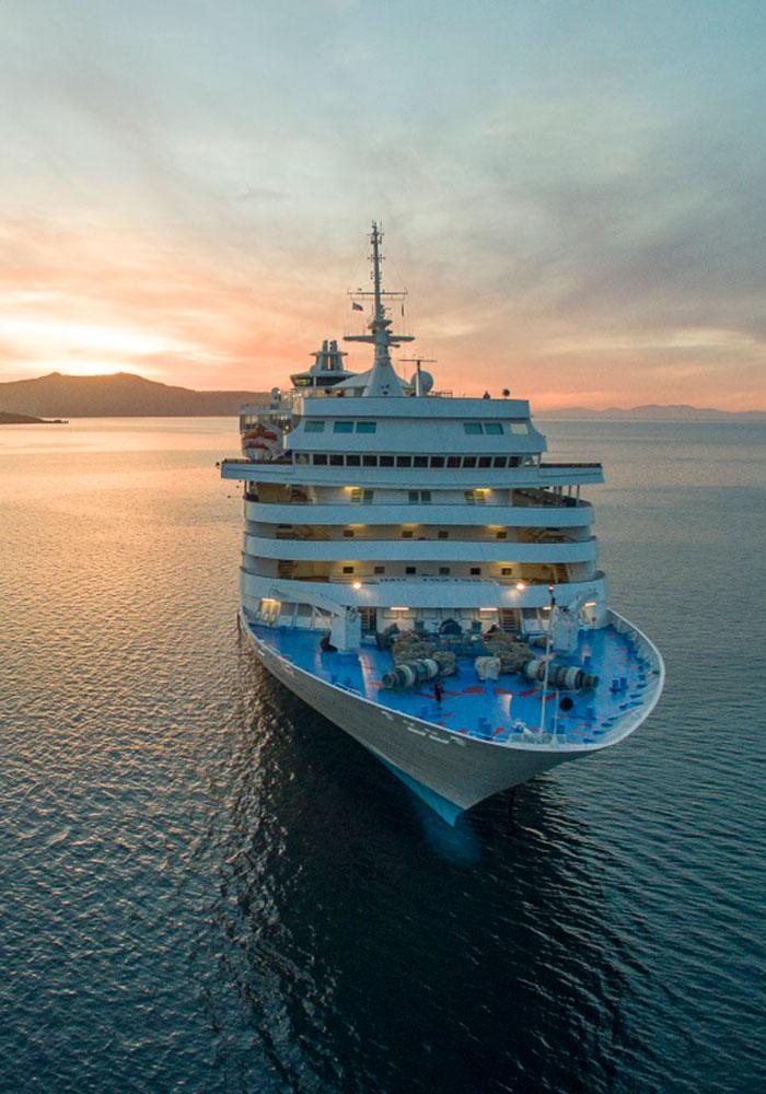 Celestyal Cruises - M/S Olympia