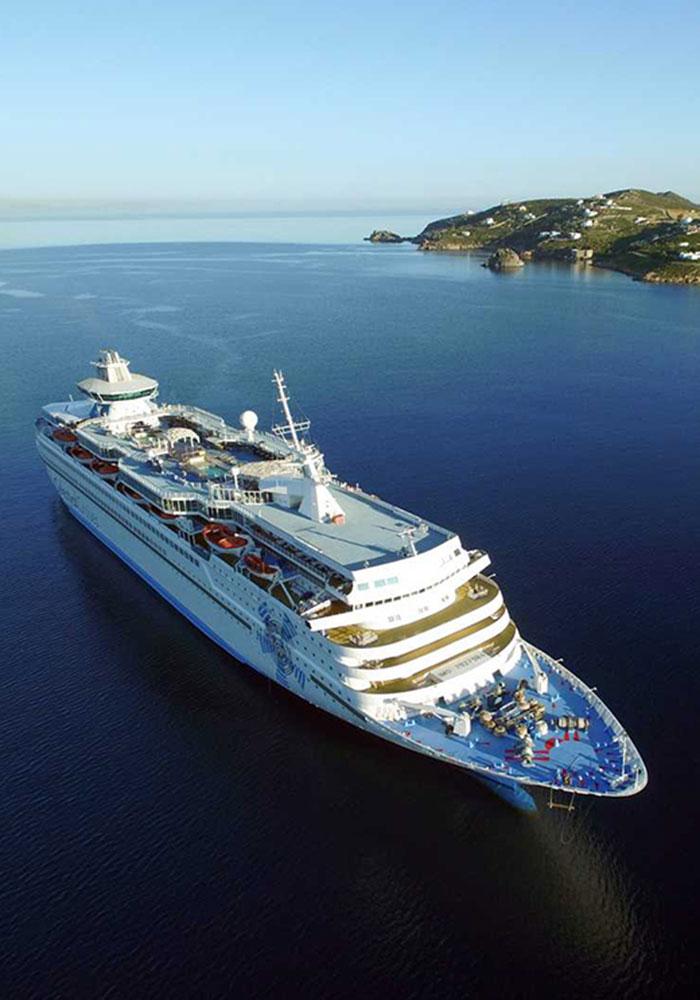 Celestyal Cruises in Greek islands