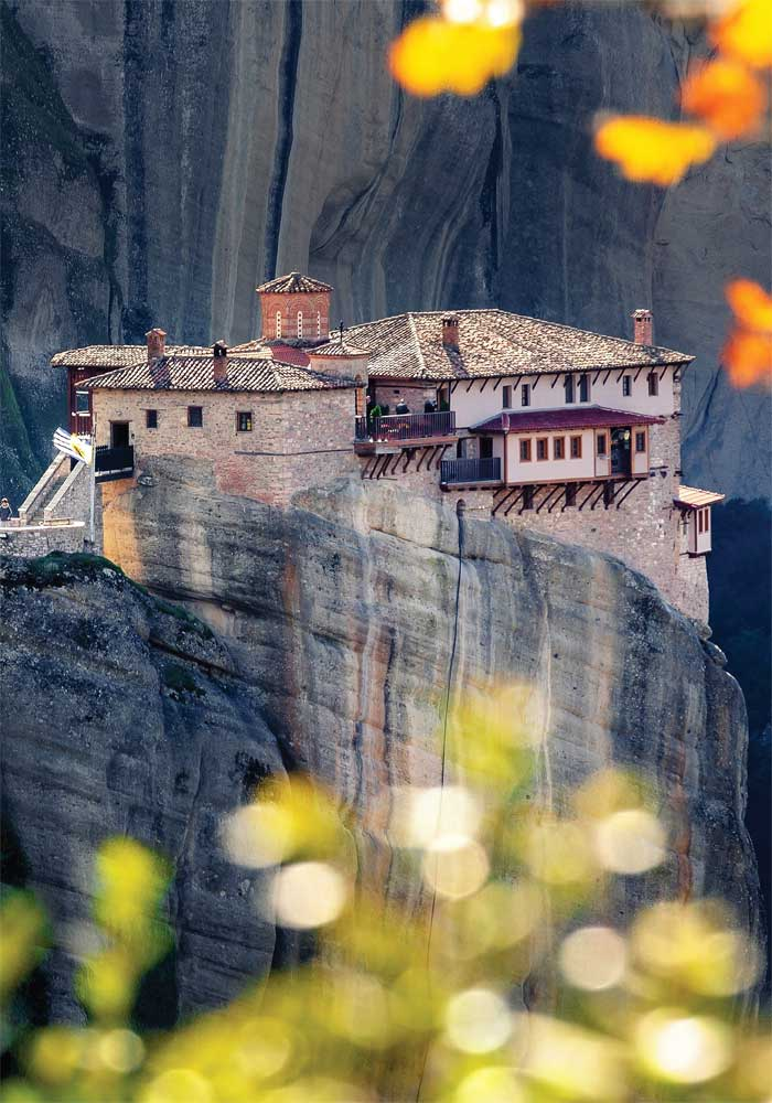 Classical Tours in Greece Meteora