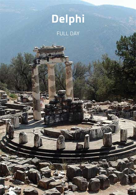 Organized Tours Greece - Delphi Full Day