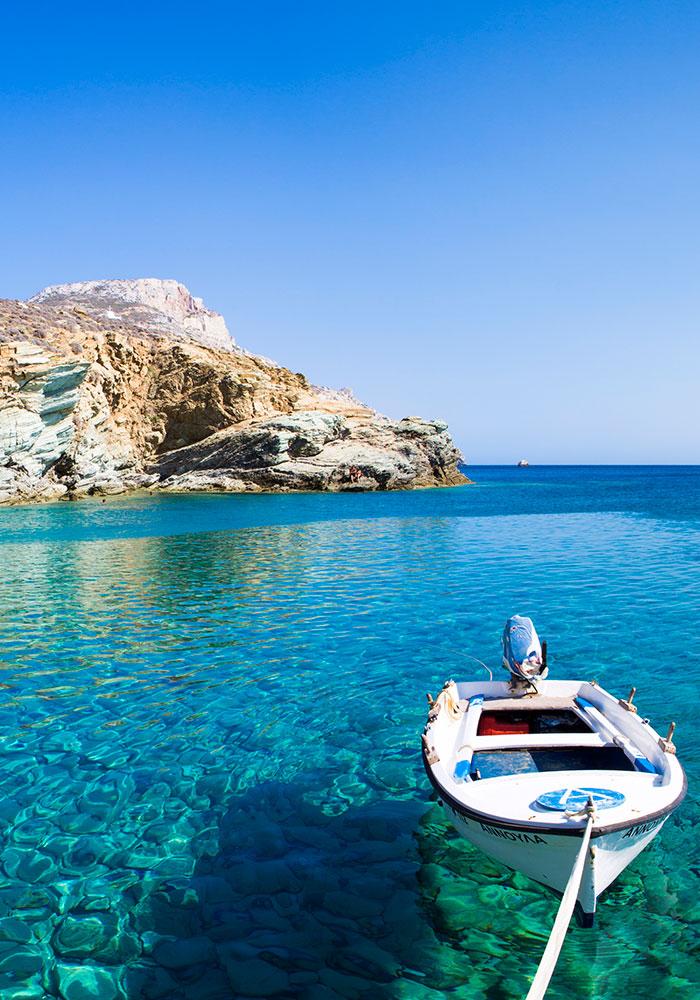 Aegean Dreams Tour 09 Greece