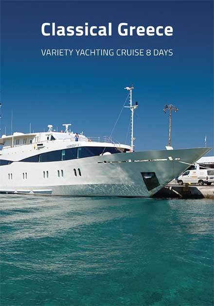 Variety Cruises - Classical Greece