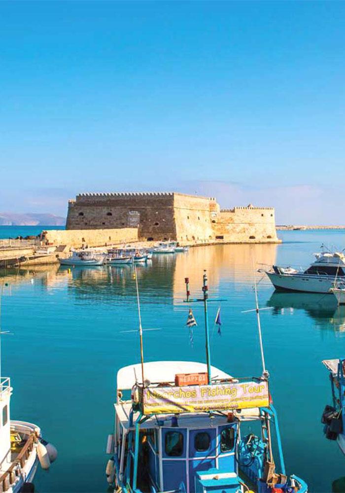 Tours in Greece, Heraklion