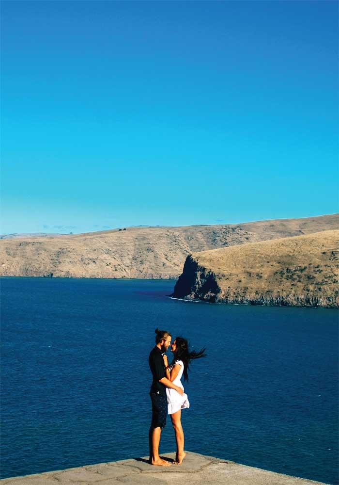The Romantic Package Honeymoon