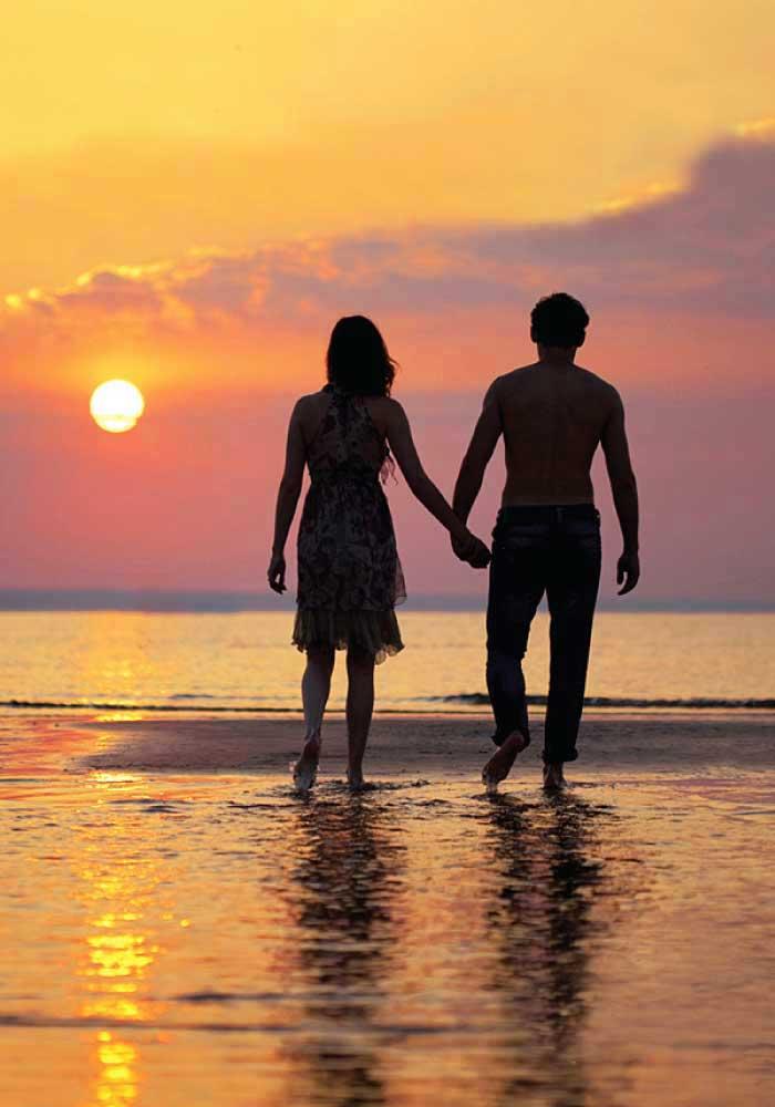 Honeymoon in Greek islands