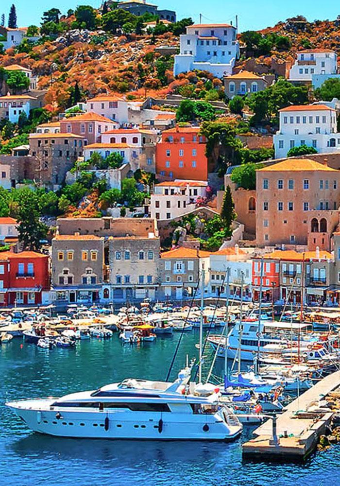 Hydra, Saronic islands Greece