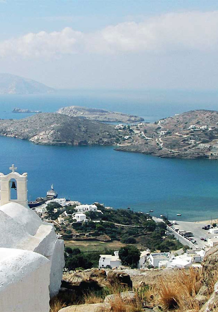 Aegean Dreams Tour 08 Greece