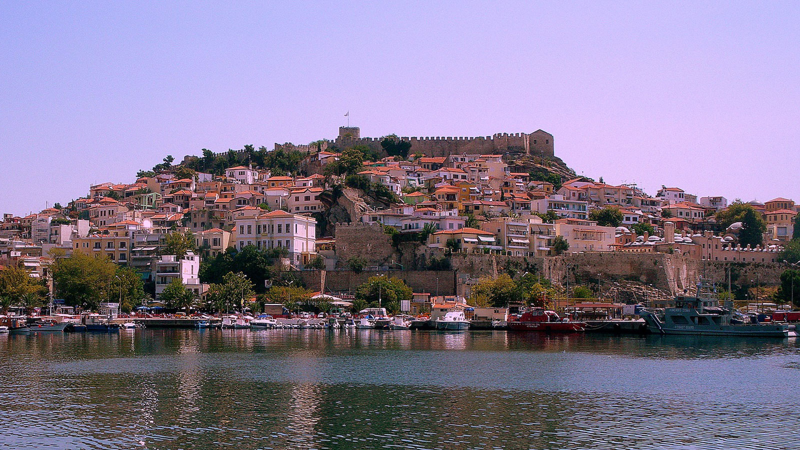 Kavala, tours for groups in Greece