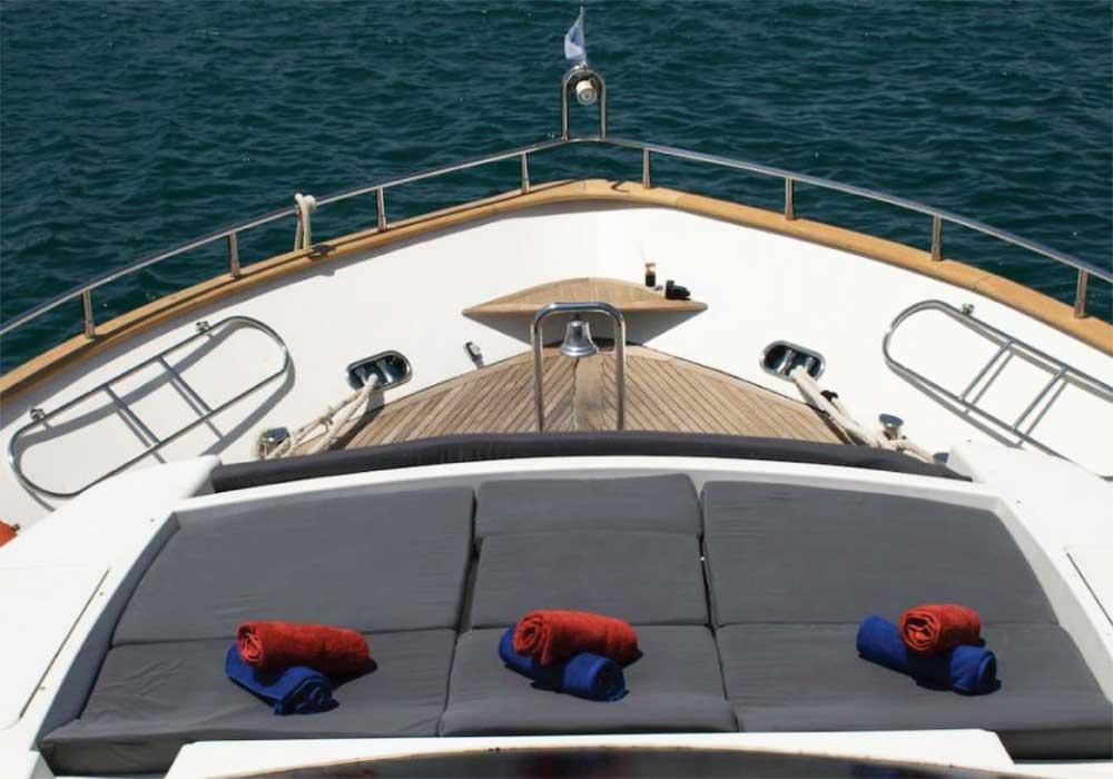 M/Y Montecarlo - Cruises in Greek Islands