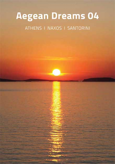 Aegean Dreams 04 Tour, Athens, Naxos, Santorini, Greece