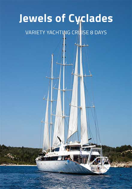 Variety Cruises - Jewels of Cyclades