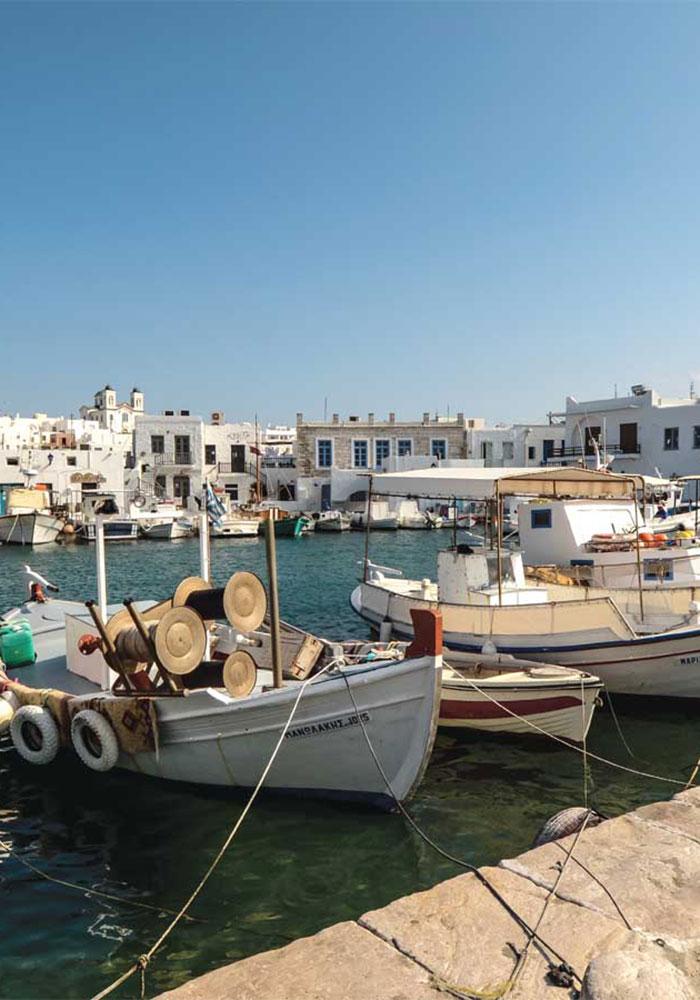 Aegean Dreams Tour 06 Greece