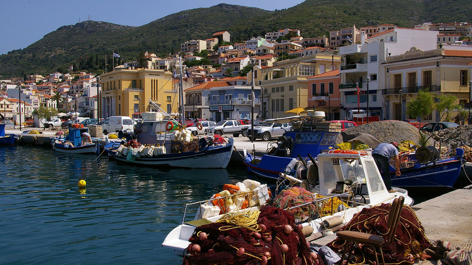 Tours in Greece, Samos