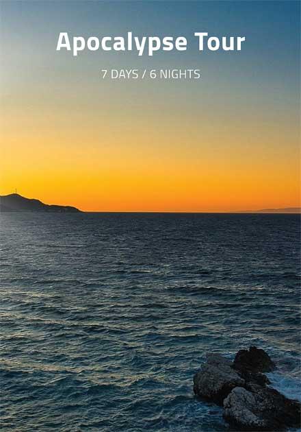 Organized Tours Greece, Athens, Samos, patmos, Argolis