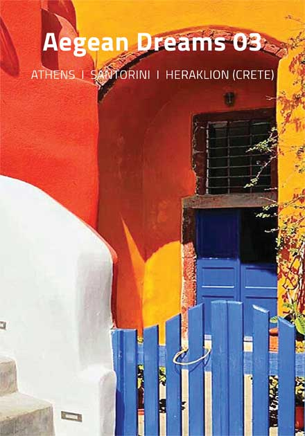 Aegean Dreams 03 Tour, Athens, Santorini, Heraklion, Crete