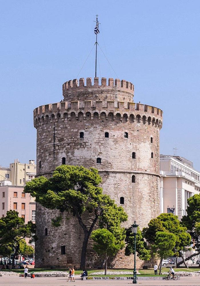 Tours in Greece Thessaloniki