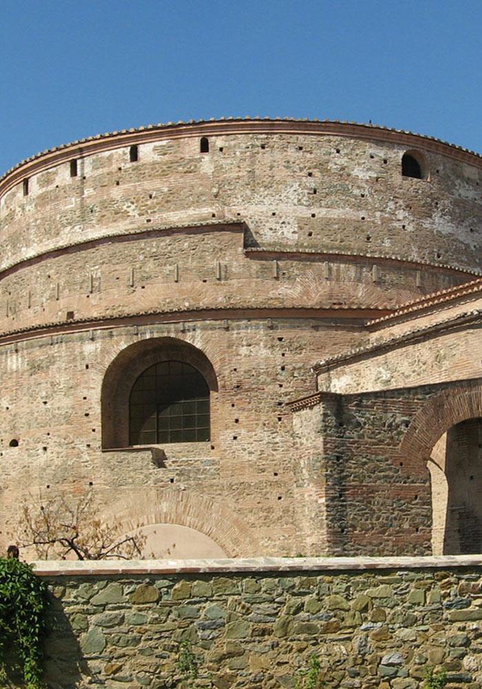 Following the steps of Saint Paul, Thessaloniki