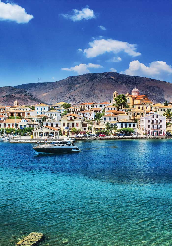 Private VIP Yachting Cruises in Greek islands